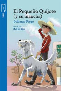 Portada El pequeño Quijote (y su mancha)