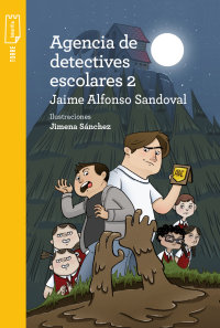 Portada Agencia de detectives escolares 2