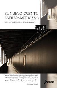 Portada El nuevo cuento latinoamericano