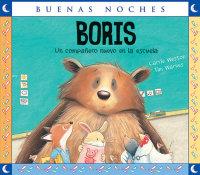 Portada Boris. Un nuevo compañero en la escuela