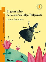 Portada El gran salto de la señora Olga Pulgovich