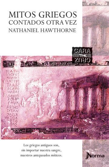 Portada Mitos griegos contados otra vez