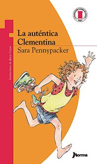 Portada La auténtica Clementina