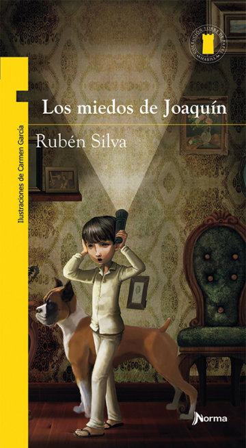 Portada Los miedos de Joaquín