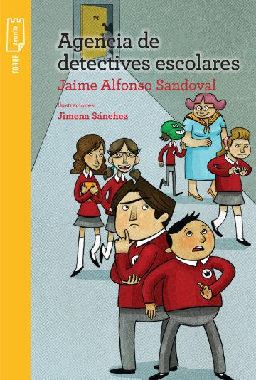 Portada Agencia de detectives escolares