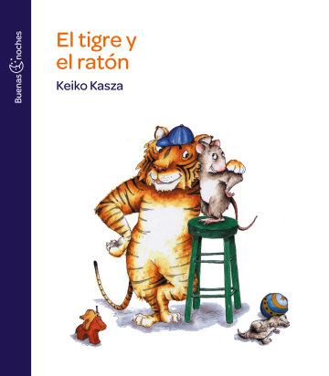 Portada El tigre y el ratón