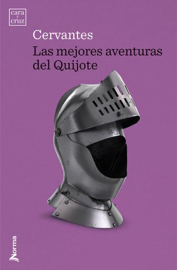 Portada Las mejores aventuras del Quijote