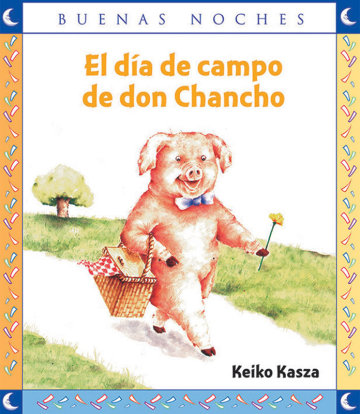 Portada El dia de campo de don Chancho