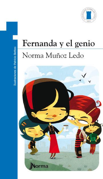 Portada Fernanda y el genio