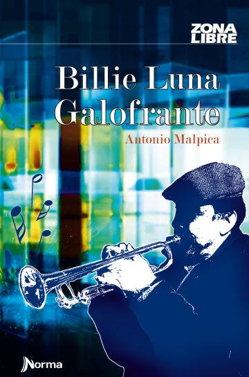 Portada Billie Luna Galofrante