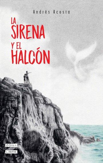 Portada La sirena y el halcón