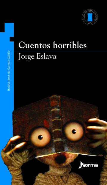 Portada Cuentos horribles