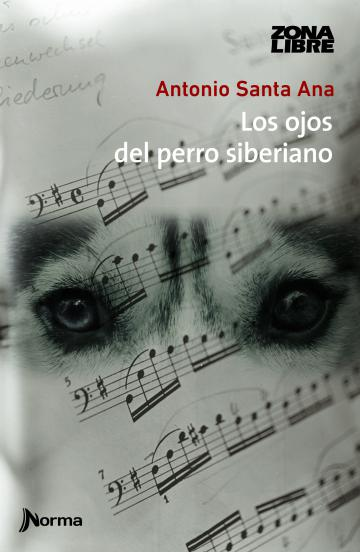 Portada Los ojos del perro siberiano