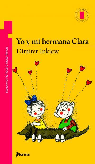Portada Yo y mi hermana Clara