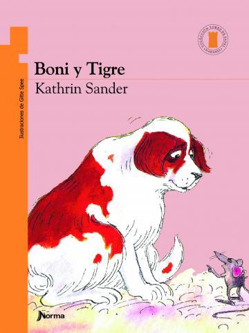 Portada Boni y Tigre