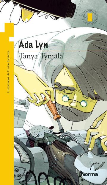 Portada Ada Lyn