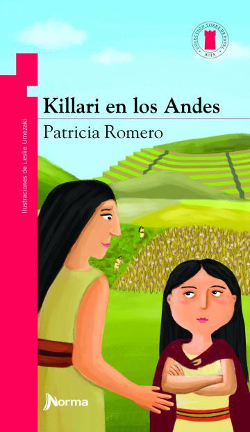 Portada Killary en los Andes