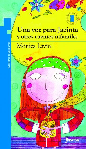 Portada Una voz para Jacinta y otros cuentos infantiles