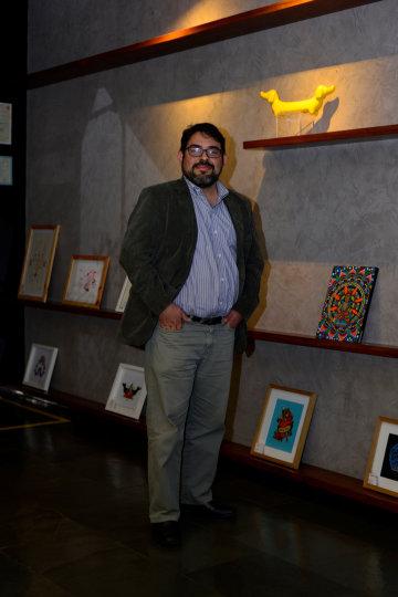 Foto de Iván Herrera