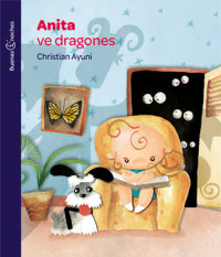 Portada Anita ve dragones