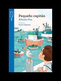 Portada Pequeño capitán (E-book)