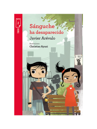 Portada Sánguche ha desaparecido (E-book)