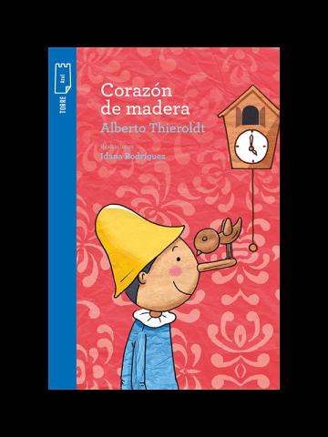 Portada Corazón de madera (E-book)
