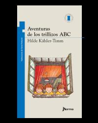 Portada Aventuras de los trillizos ABC