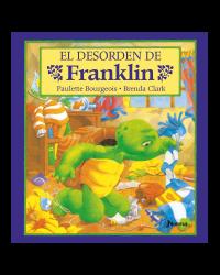 Portada El desorden de Franklin