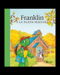 Portada Franklin y la nueva maestra