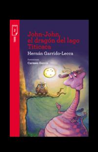 Portada John-John, el dragón del lago Titicaca