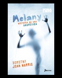 Portada Melany, historia de una anoréxica