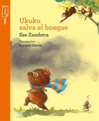 Portada Ukuku salva el bosque