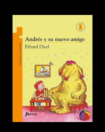 Portada Andrés y su nuevo amigo