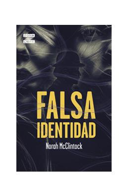 Portada Falsa identidad