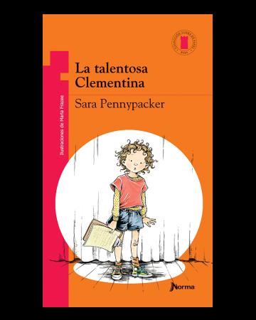 Portada La talentosa Clementina